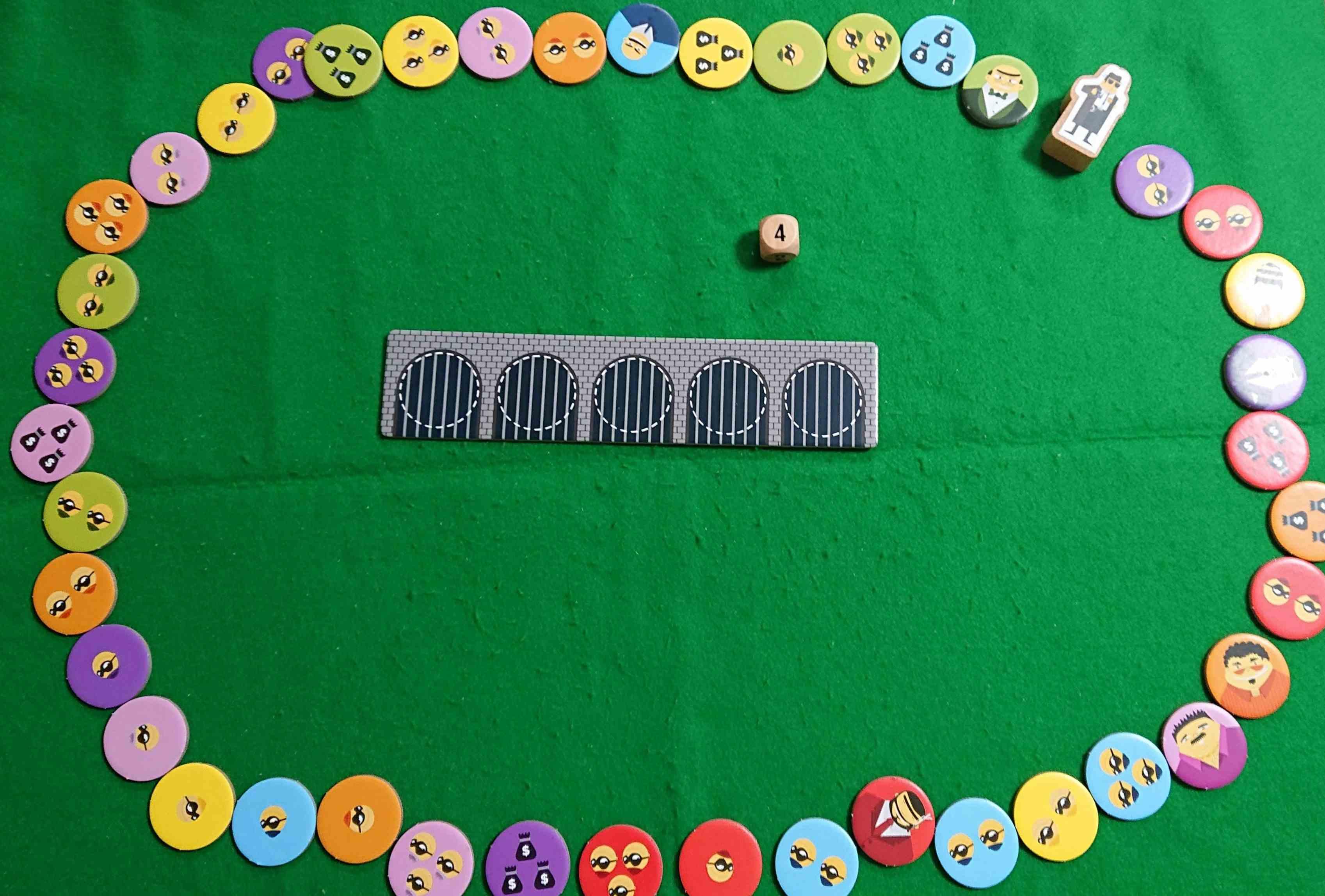カルテル シンプルなルール 軽いジレンマが楽しめる ボードゲーム