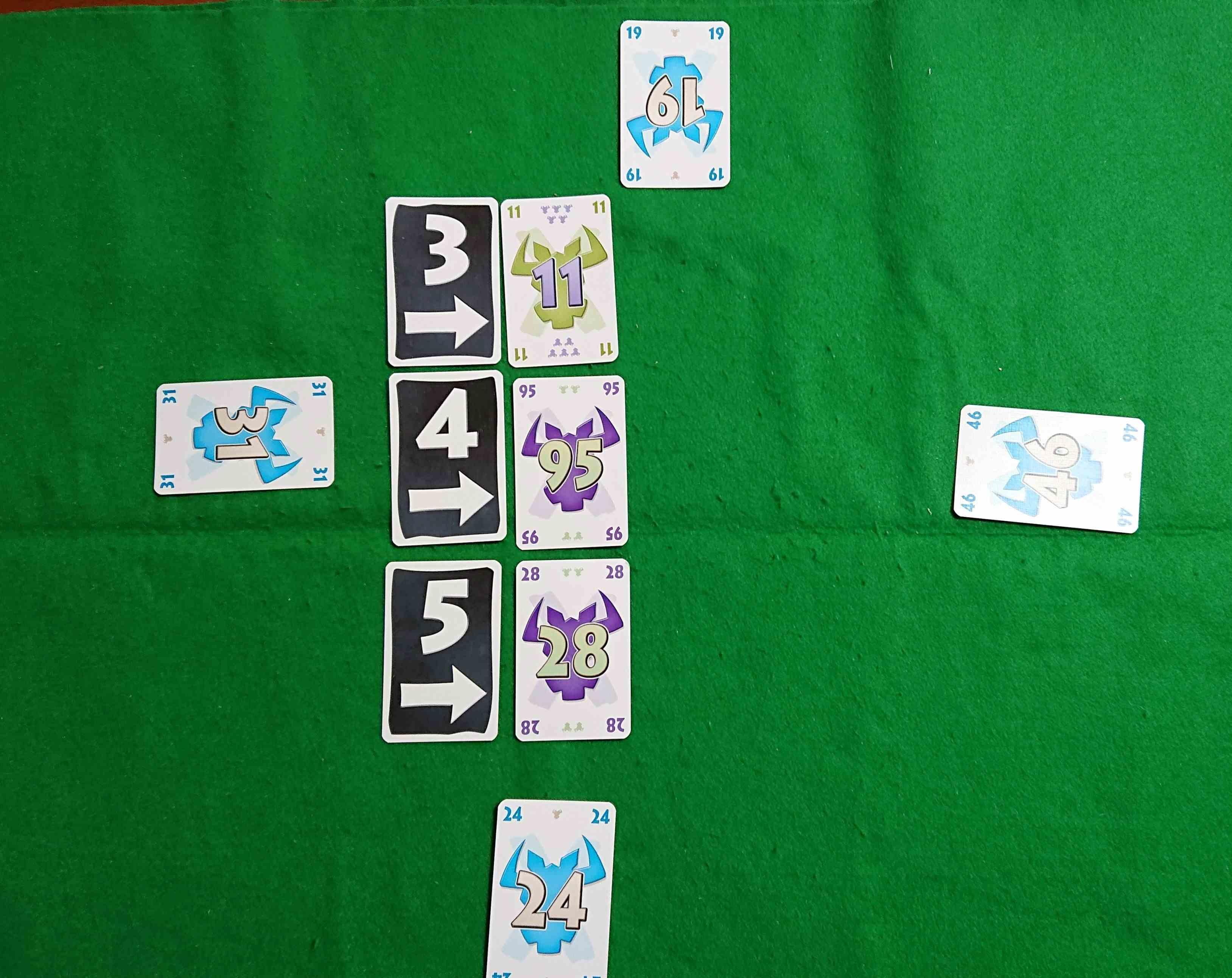 Xニムト ニムトがより戦略的に! 2人だとかなりガチゲー?! カードゲーム ボードゲーム