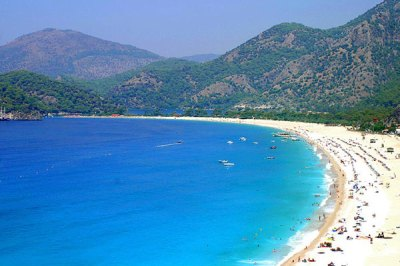 Blue Cruise around Oludeniz and Gemiler Island