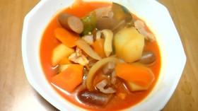 野菜ジューススープ