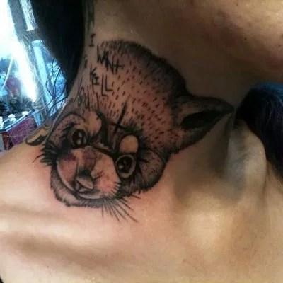 tattoo-monkey-panda-roux-noir-et-blanc