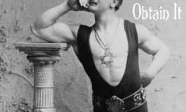 Couverture du livre d'Eugen Sandow, Strength and How to Obtain It (1911)