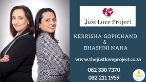 Kerrisha Gopichand and Bhashni Nana  – The Just Love Project