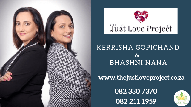 Kerrisha Gopichand and Bhashni Nana  - The Just Love Project