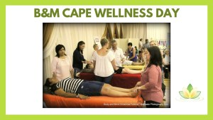Body and Mind Cape Wellness Day