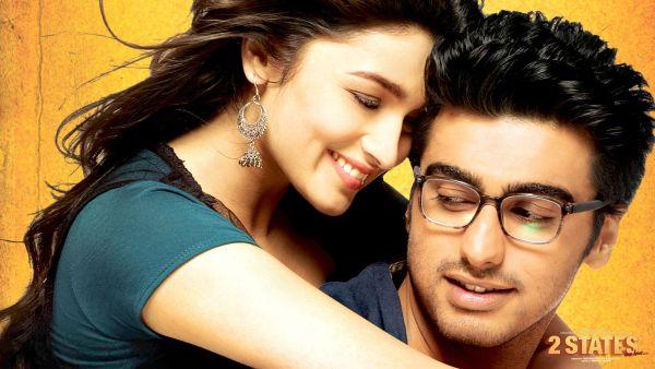 Arjun Kapoor in 2 States