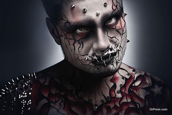 Terrifying look.