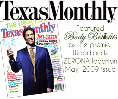 Texas Monthly Feature
