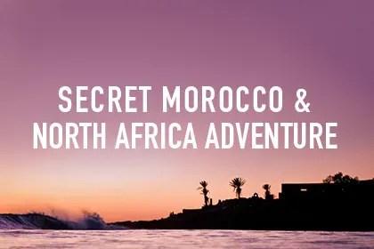 North Africa & Secret Morocco Bodyboarding