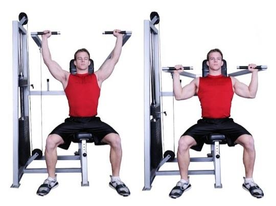 Machine Shoulder Press