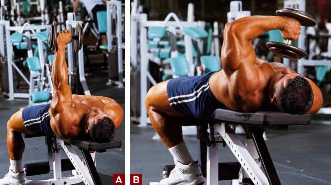 Pearl Bill Workout Tricep