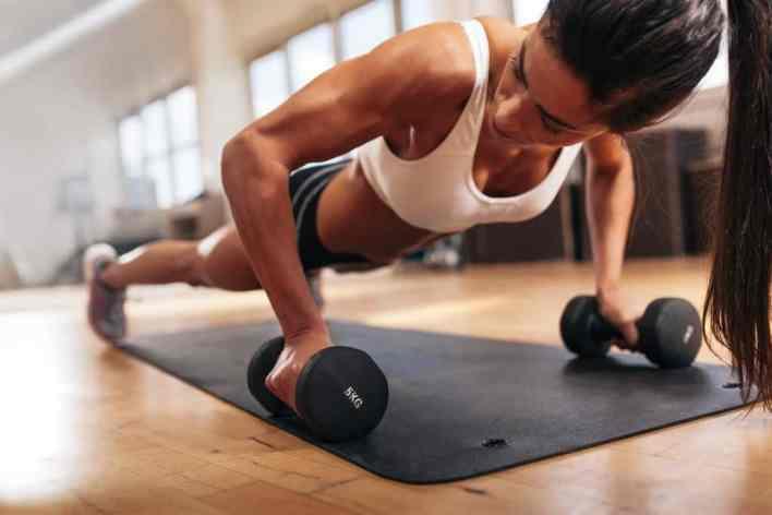 ضخامة العضلات