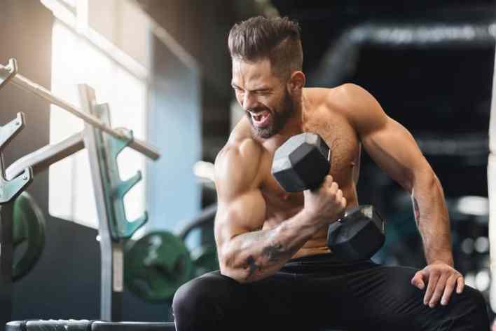 نظام غذائي لزيادة كتلة العضلات