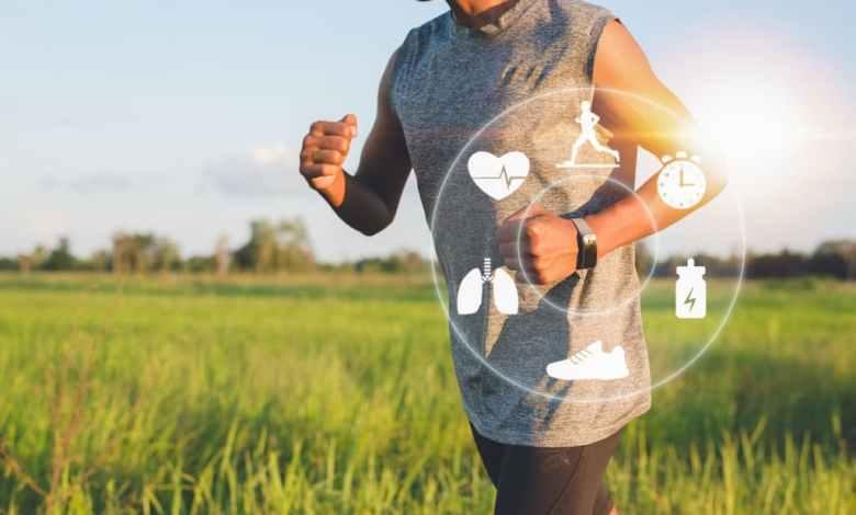 فوائد المشي والجري