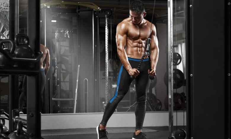 تقوية العضلات بسرعة