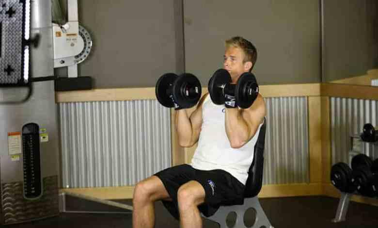 تمارين لتقوية عضلات الكتف