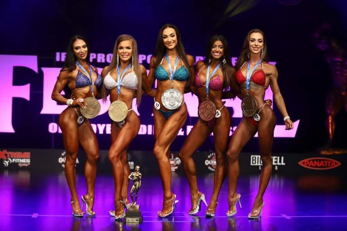 Battle of the champions Bikini Pro Poland