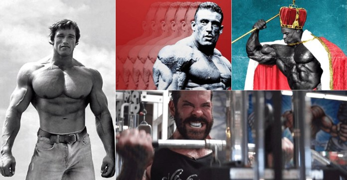 Top 50 Fitness & Bodybuilding Inspiration Movies