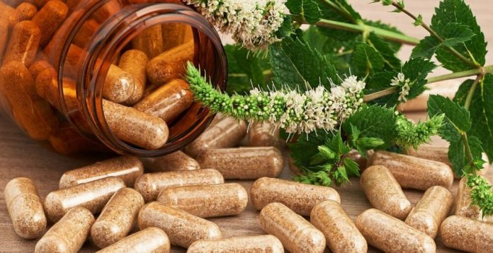 What are herbal capsules, and how do you take them?