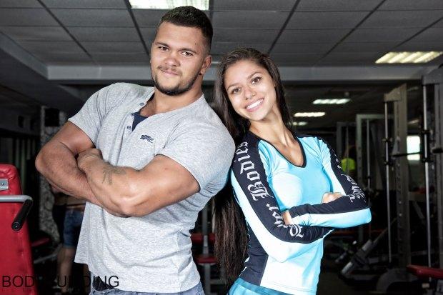 Диана Волкова и Данила Арсеньев