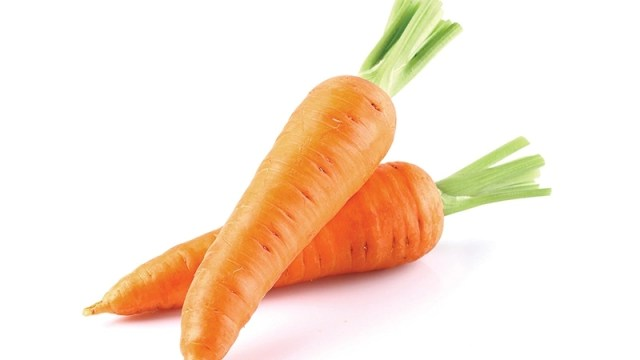 Carrots Healthy For Liver
