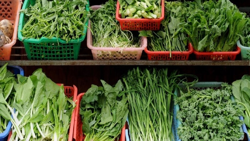 Green Veggies For Healthy Liver