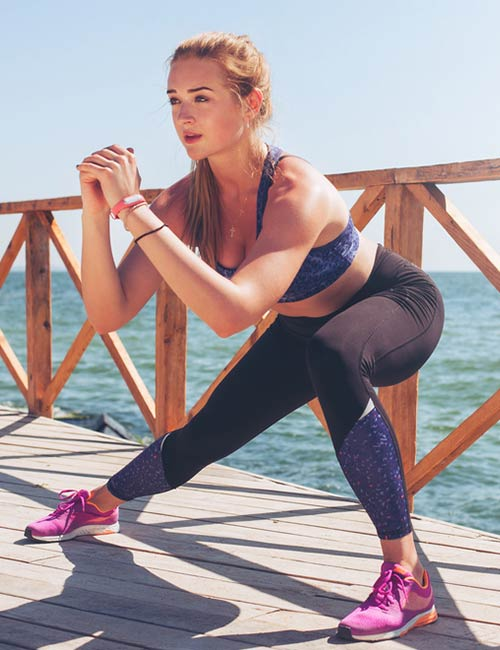 side lunges exercise for thighs