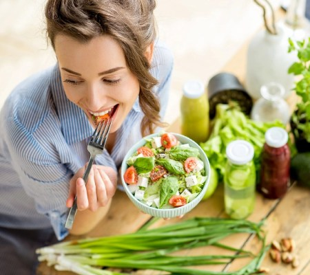 Healthy Diet for Lose Thigh Fat