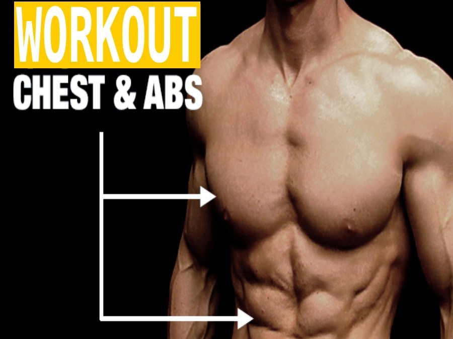 Best Abs Workout and Chest Workout