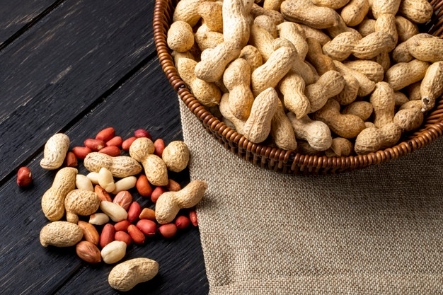 Peanuts - High Protein Foods