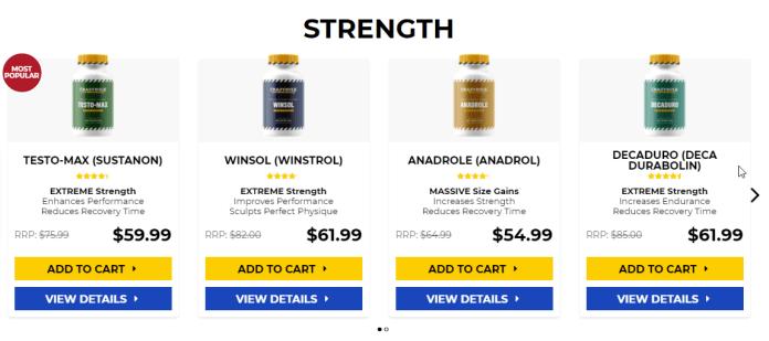 Anabolic designs uk
