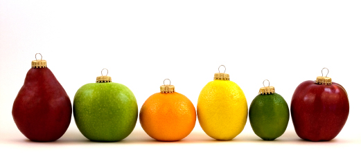 holidayfruitornaments