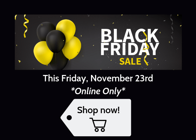 Black Friday Personal Training Sale 2018