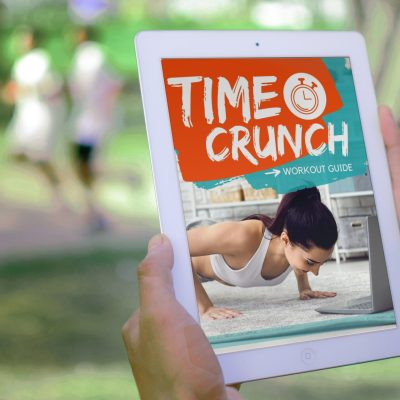 Time Crunch Workout Guide - B3 Personal Training