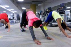 exercise burnout