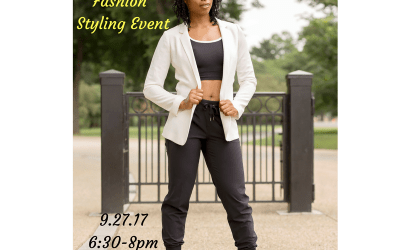 "Athleta ""Fitness and Fashion"" Styling Event"