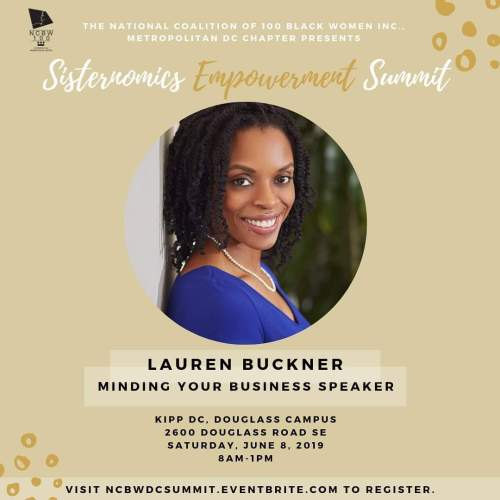 Sisternomics Empowerment Summit
