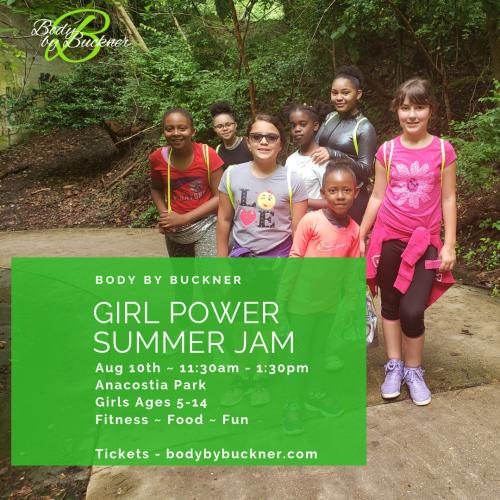 Girl Power Summer Jam
