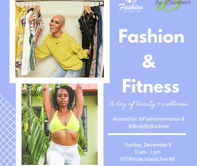 Fashion & Fitness Holiday Workshop