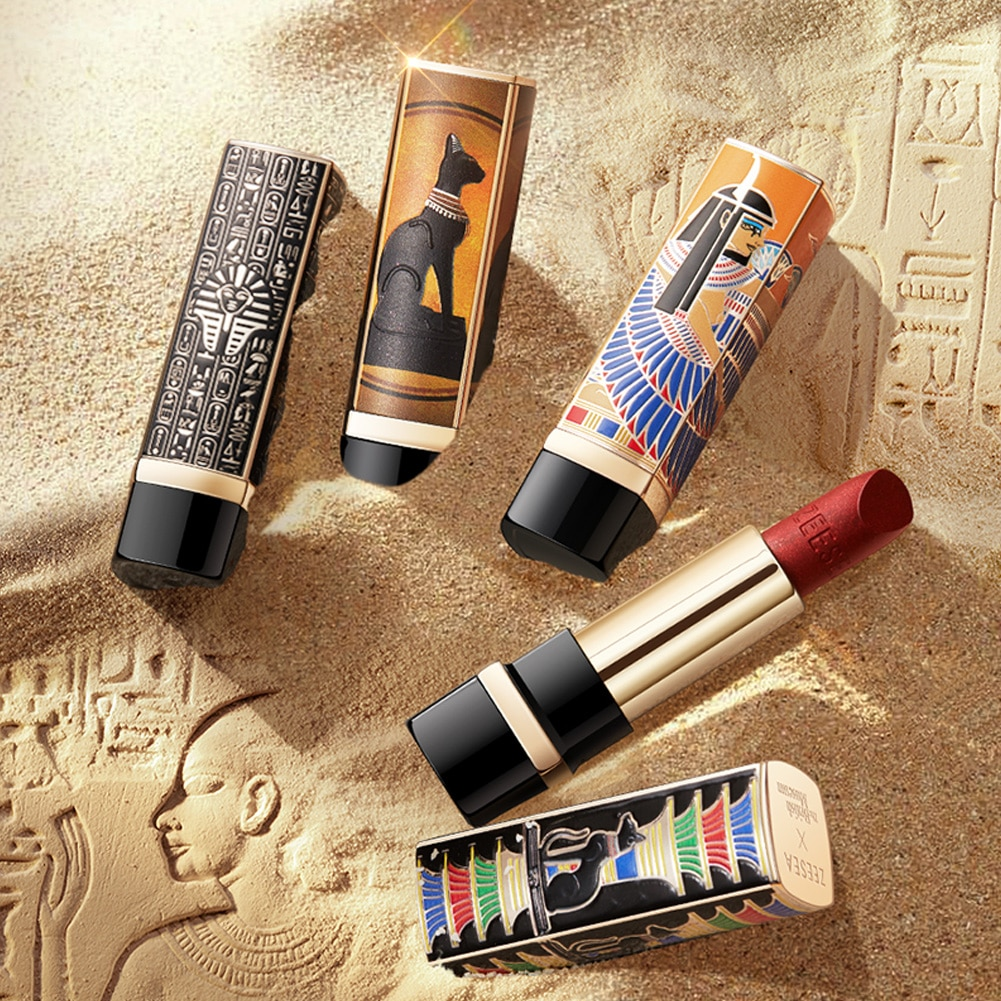 Women's Egypt Collection Glossy Lipstick