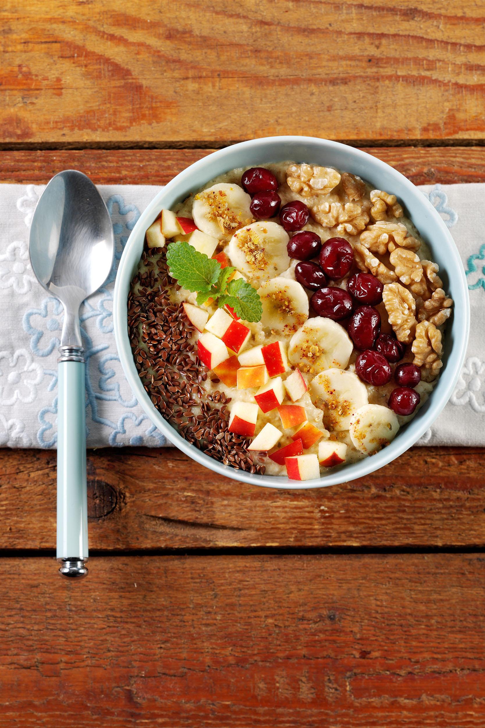 Gesundes Essen - Ein Klassiker für gute Vorsätze
