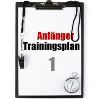 Anfänger Trainingsplan Muskelaufbau