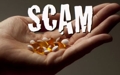 "Why ""Top 10 Diet Pills"" Websites are a Scam 