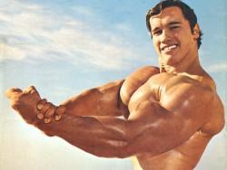 Bigorexia Arnold Schwarzenegger