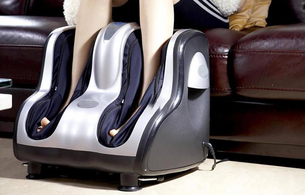 10 Best Foot Massager Machine Reviews for 2018 & Beyond