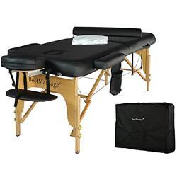 BestMassage Premium All Inclusive Complete Portable Massage Table