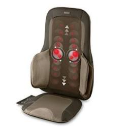 Homedics Air Compression and Shiatsu Massage Cushion
