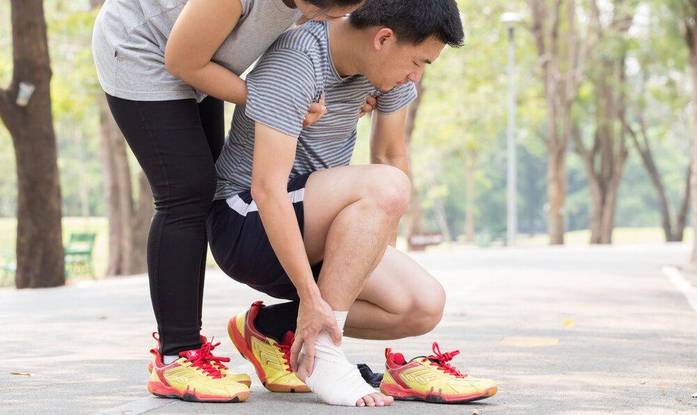 Best Ankle Brace For Basketball & Running