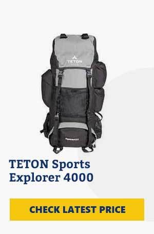 TETON Sports Explorer 4000 Review