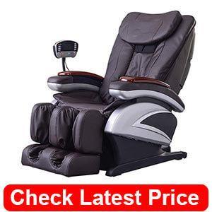 Omega OM1BLK Model The Aires Full Body Massage Chair